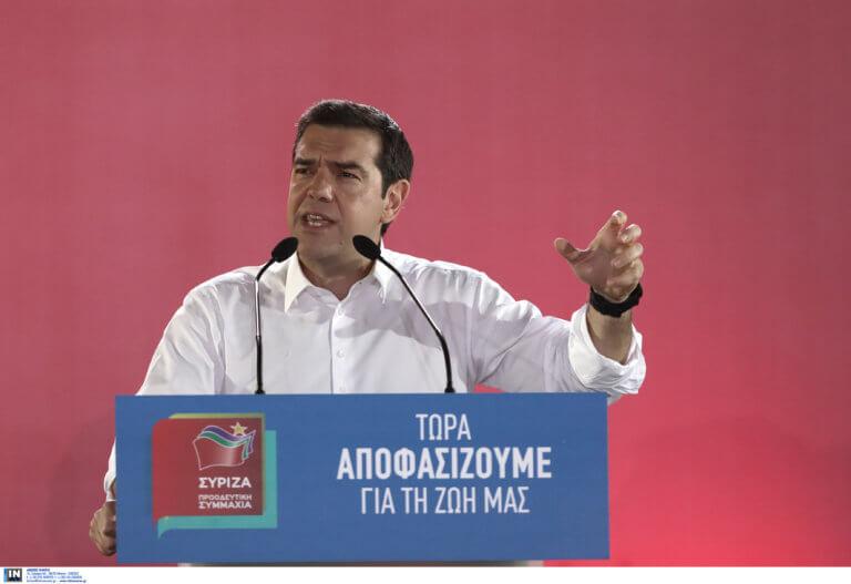 Όλα τα ονόματα στα ψηφοδέλτια του ΣΥΡΙΖΑ για τις εκλογές!