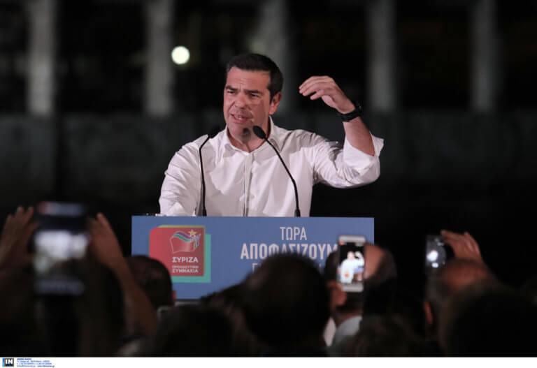 Εκλογές 2019 – Τσίπρας: Μπορούμε να καλύψουμε την διαφορά! Όλη η ομιλία στη Δραπετσώνα