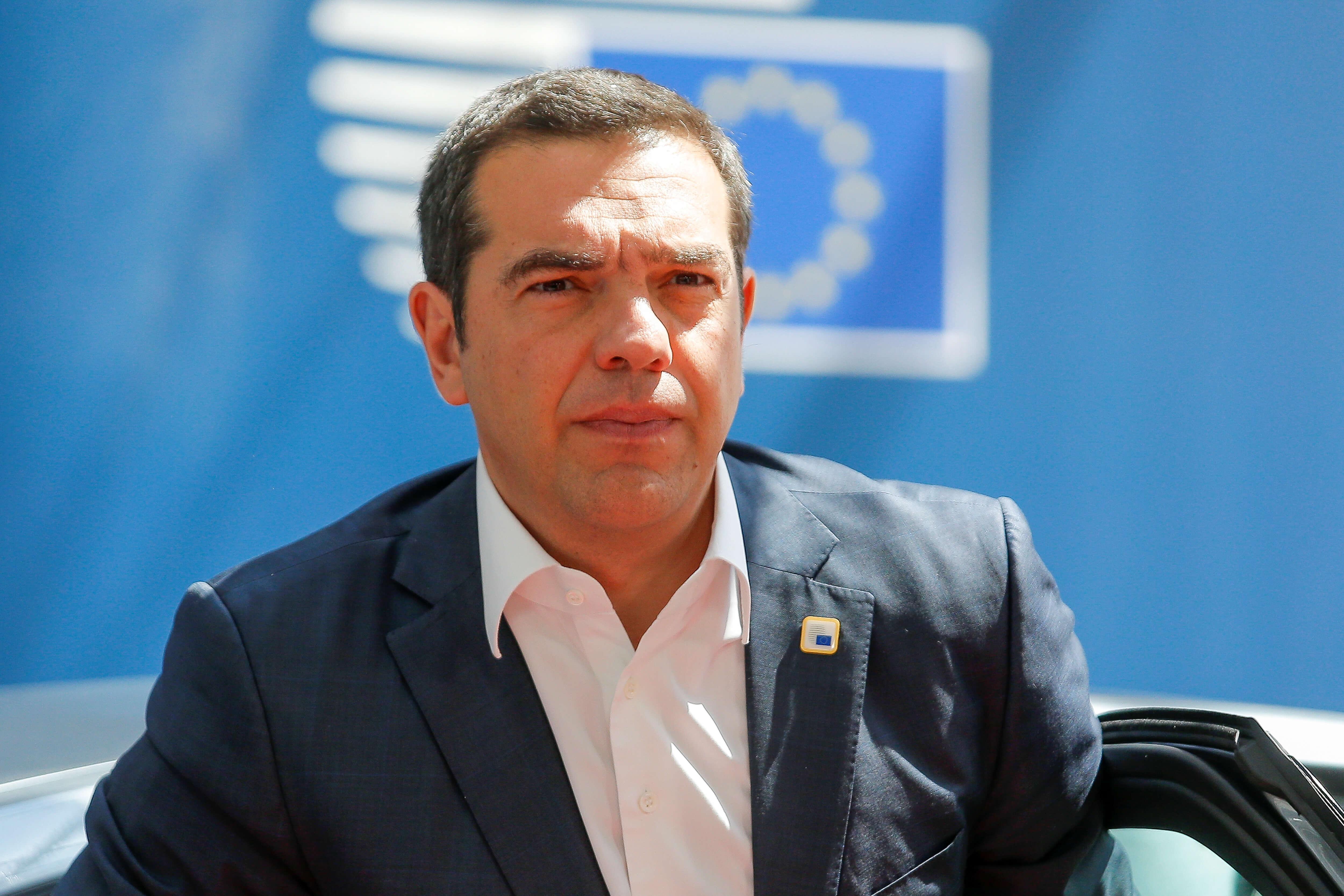 Τσίπρας: Μέτρα και κυρώσεις αν δεν σταματήσει η Τουρκία τις παραβιάσεις αμέσως – Αιχμές και για Βέμπερ