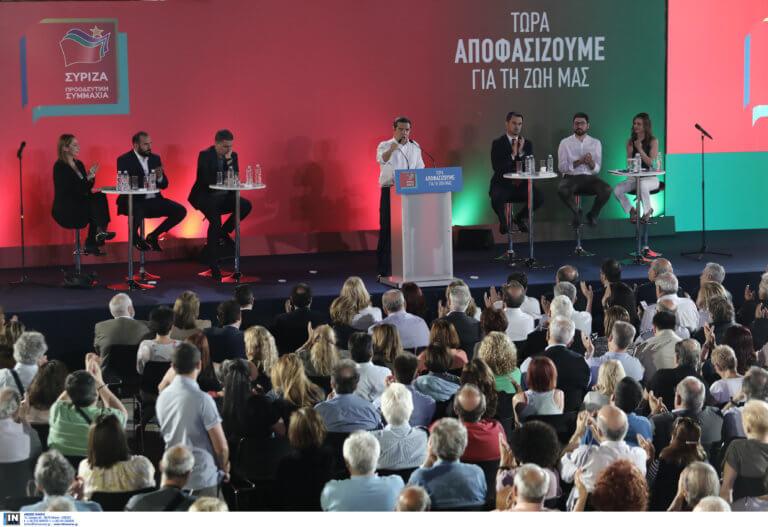 Εκλογές 2019 – Ο Τσίπρας και οι έξι «σωματοφύλακές» του