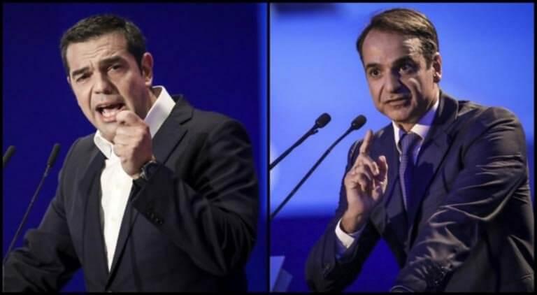 """Ντιμπέιτ: """"Πόλεμος"""" ΣΥΡΙΖΑ σε ΝΔ! """"Τι φοβάστε"""";"""