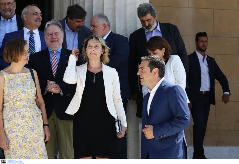 Εκλογές 2019 – Όλοι οι υποψήφιοι του ΣΥΡΙΖΑ – Που «κατεβαίνει» η Παπακώστα