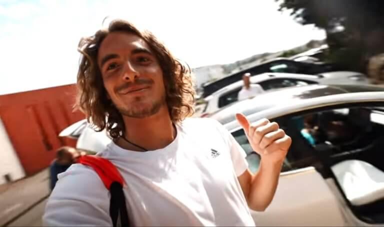 Τσιτσιπάς: Πήρε αμαξάρα και… τρελάθηκε! «Περίμενα 4 μήνες για αυτό» – video