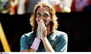 """Λάρισα: Ο Στέφανος Τσιτσιπάς γεμίζει τα γήπεδα του τένις – """"Μοιάζει με την εποχή του Γκάλη""""!"""