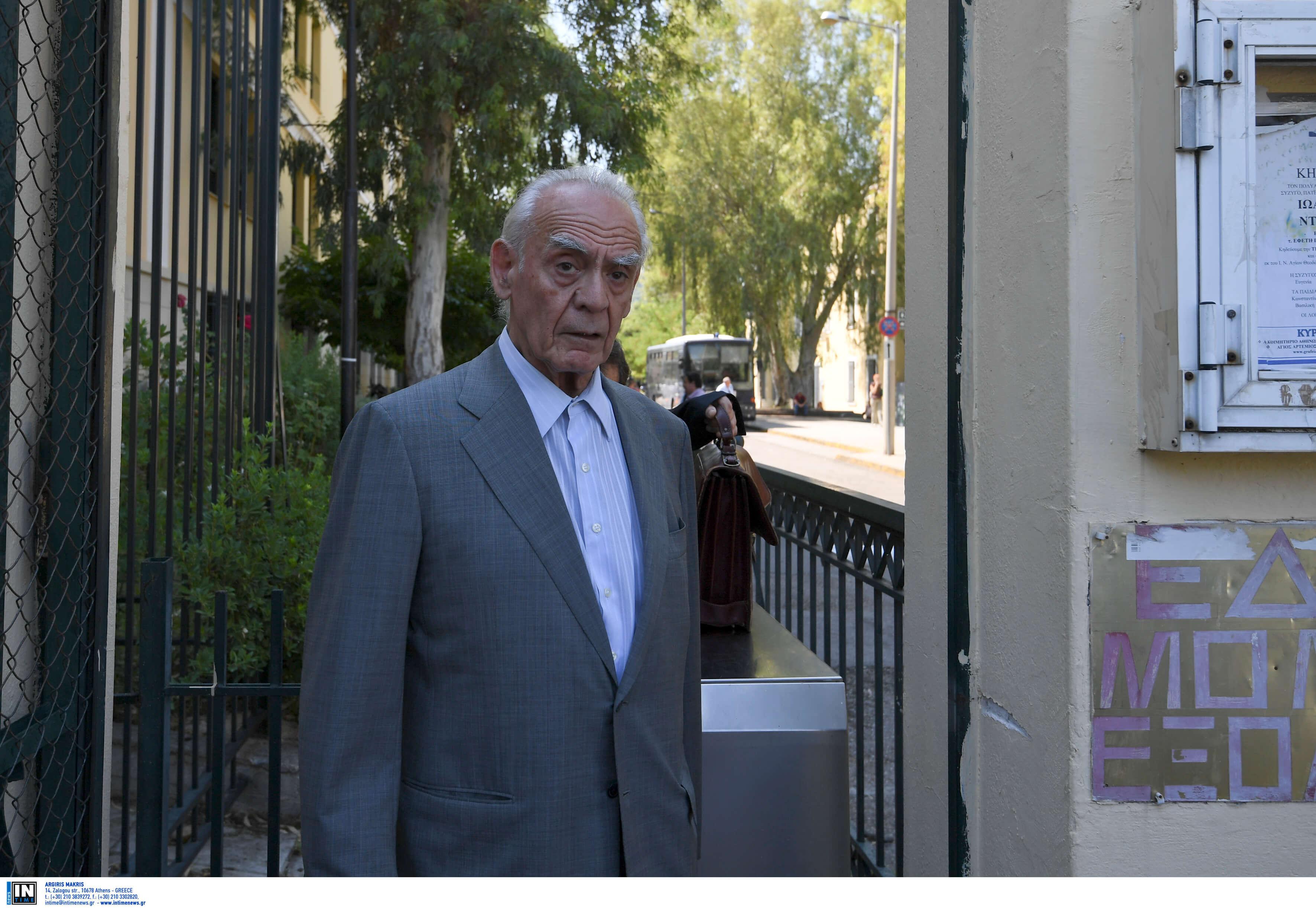Siemens: Νέα δικογραφία για Τσοχατζόπουλο στην Βουλή