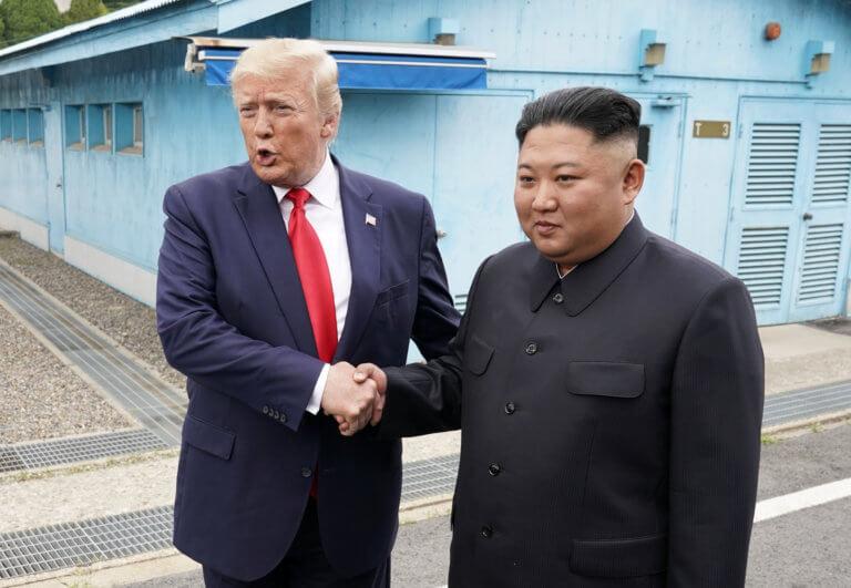 Τραμπ: Δεν θα παρέμβει ο Κιμ Γιονγκ Ουν στις αμερικανικές εκλογές