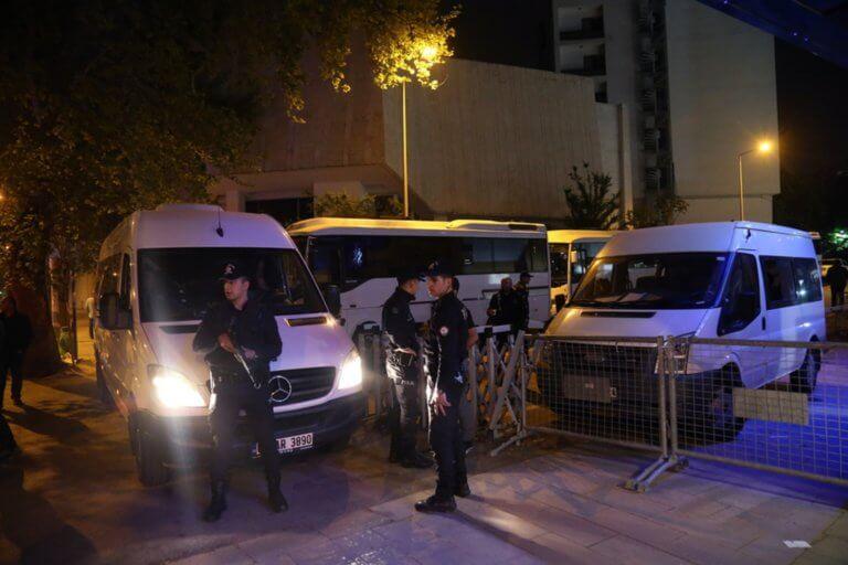 Μπαράζ συλλήψεων μαχητών του Ισλαμικού Κράτους στην Τουρκία