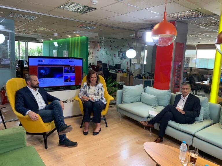 Debate στο newsit.gr: Τζανακόπουλος και Μπακογιάννη διασταύρωσαν τα ξίφη τους!