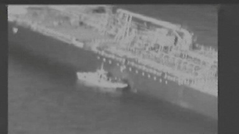 Στενά του Ορμούζ: Το video των ΗΠΑ για τις επιθέσεις στα τάνκερ