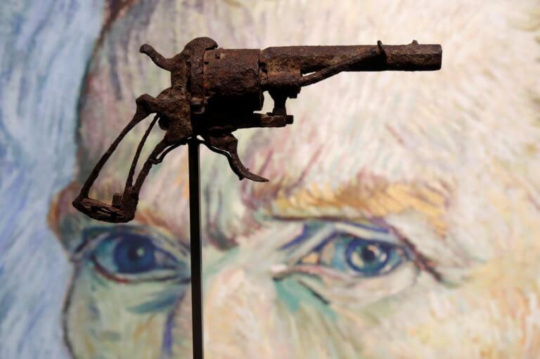 Πωλήθηκε για 130.000 ευρώ το όπλο με το οποίο αυτοκτόνησε ο Βαν Γκoγκ