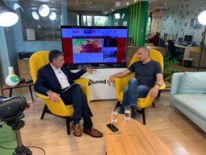 Ο Γιάνης Βαρουφάκης στο newsit.gr