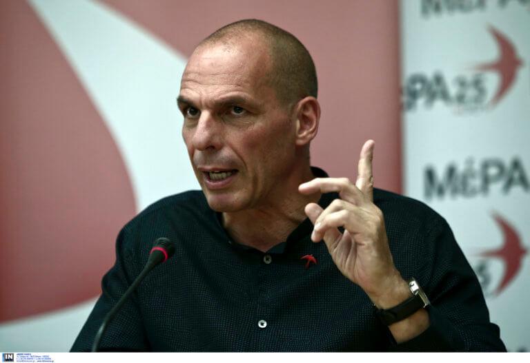 Εκλογές 2019 – Βαρουφάκης: Ψήφος σε ΜέΡΑ25 και σε… ΚΚΕ για αντίσταση στο 4ο μνημόνιο