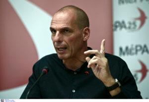 Εκλογές 2019 – Βαρουφάκης: «Αυτά θα εφαρμόσω χωρίς διαπραγμάτευση με τους δανειστές»!