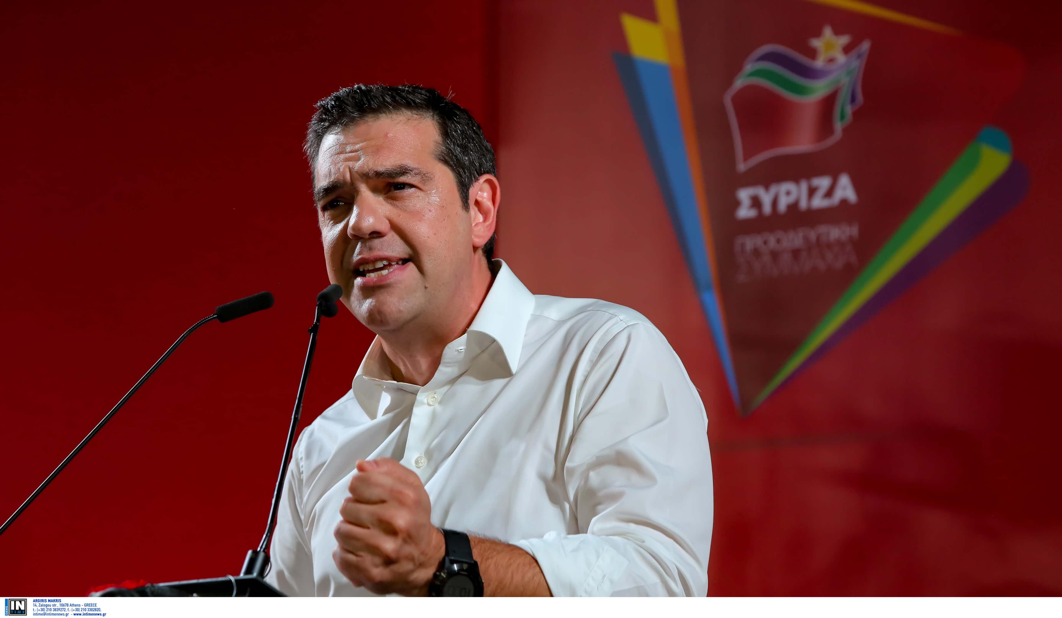 """Τσίπρας στο Βόλο: """"Όσοι έχουν αρχίσει να ράβουν κοστούμια είναι γελασμένοι"""" - """"Όχι σε αυτούς που χρεοκόπησαν την Ελλάδα""""!"""