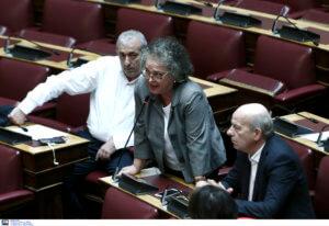 Δεν καταλαβαίνουν τίποτα! Καταθέτουν τροπολογίες οι βουλευτές του ΣΥΡΙΖΑ!