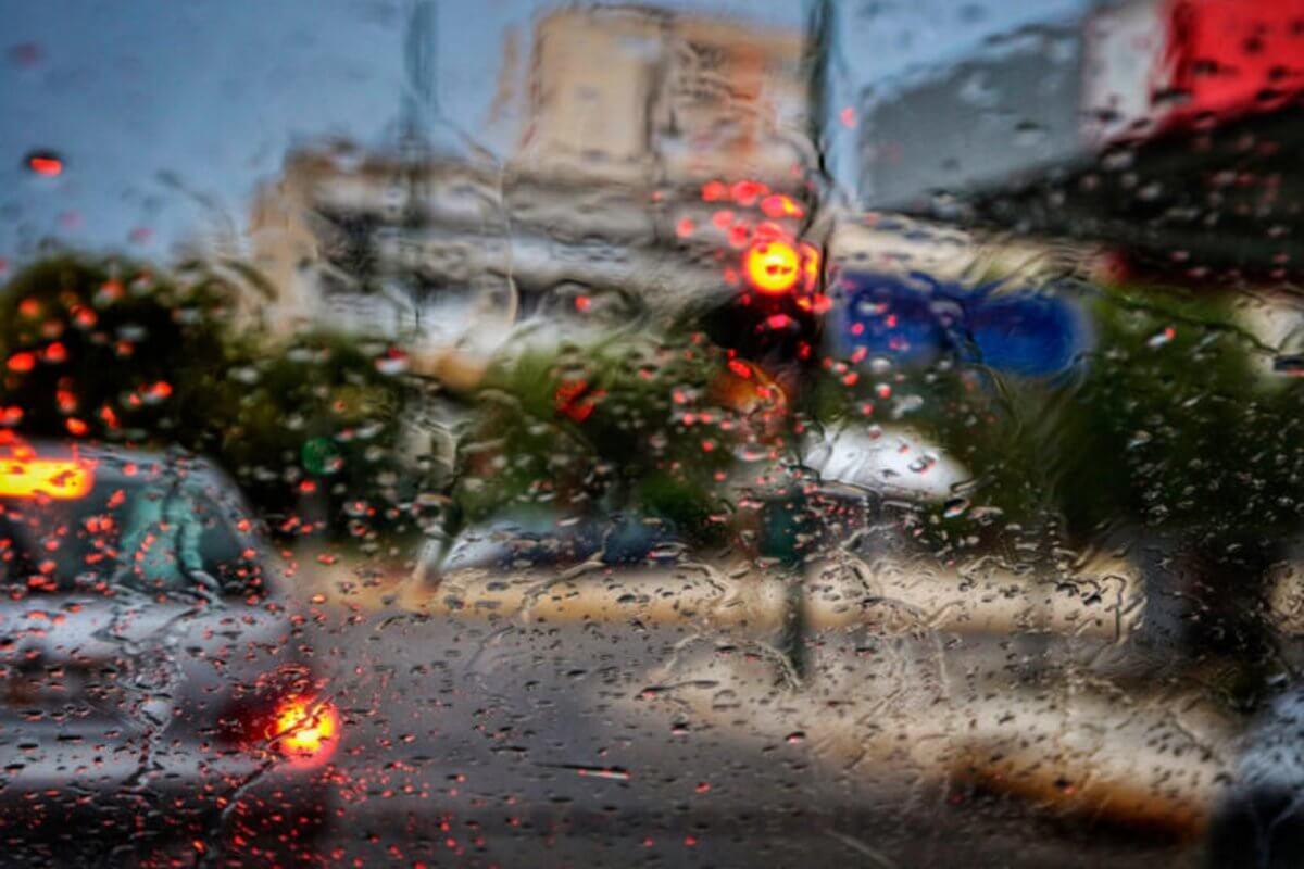 Meteo - βροχή