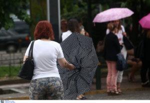 Καιρός: Καταιγίδες και χαλαζοπτώσεις σήμερα