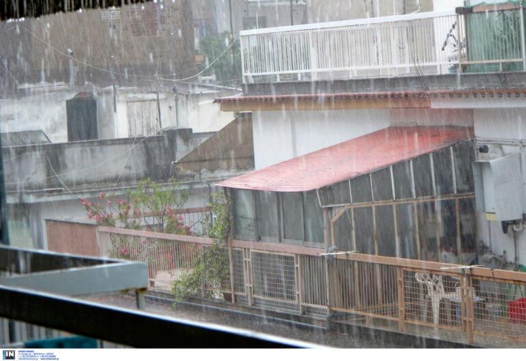 Καιρός – Έκτακτο δελτίο επιδείνωσης! Ισχυρές καταιγίδες και χαλαζοπτώσεις