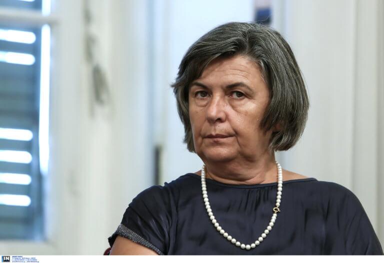 Εκλογές 2019: Άγριο ξέσπασμα της Δέσποινας Χαραλαμπίδου σε Χριστοδουλοπούλου – Δρίτσα