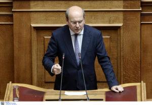 """Εκλογές 2019 – Χατζηδάκης: Ο ΣΥΡΙΖΑ κινδυνολογεί μιλώντας για """"κρυφό πρόγραμμα"""" της ΝΔ"""