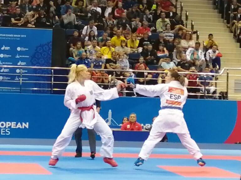 Χάλκινη η Χατζηλιάδου! Ένατο μετάλλιο για την Ελλάδα στους ευρωπαϊκούς αγώνες