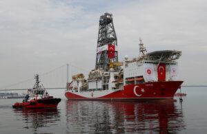 Τουρκία: Το Γιαβούζ έξω από τη Ρόδο [pic]