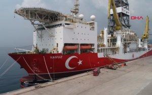 Το… χαβά της η Τουρκία! «Καρφί» για κυπριακή ΑΟΖ το «Γιαβούζ», πέρασε τα Δαρδανέλια! video