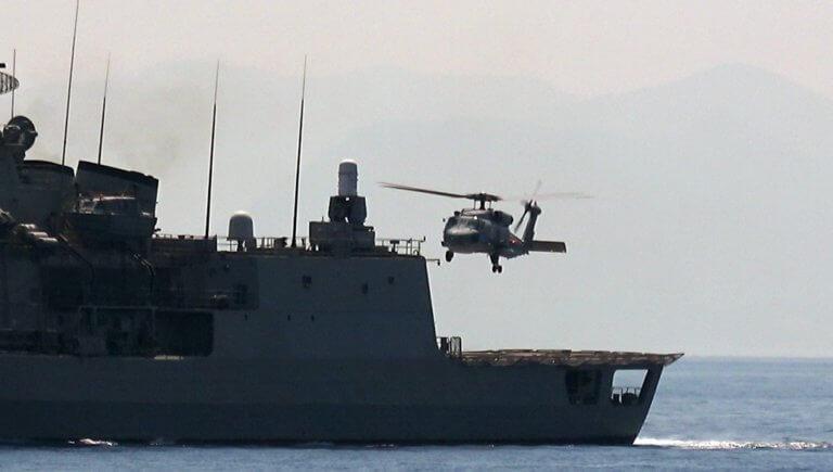 Καταιγιστικές οι ελληνικές Ένοπλες Δυνάμεις στην άσκηση «ΚΑΤΑΙΓΙΣ» – Τι είπε ο Αποστολάκης [pics]
