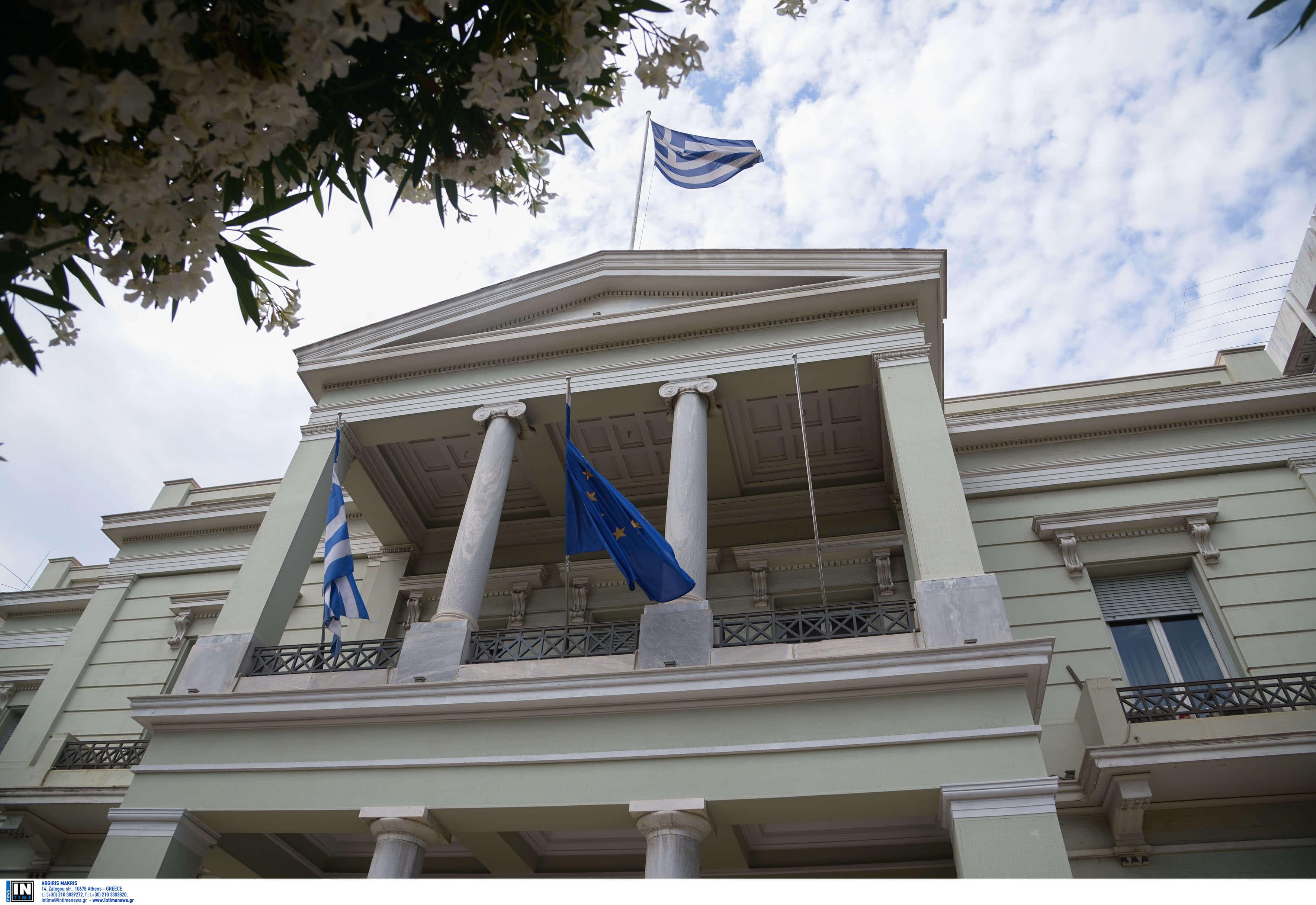 Το ελληνικό ΥΠΕΞ για την επίθεση στον ορθόδοξο ιερέα στη Λιόν