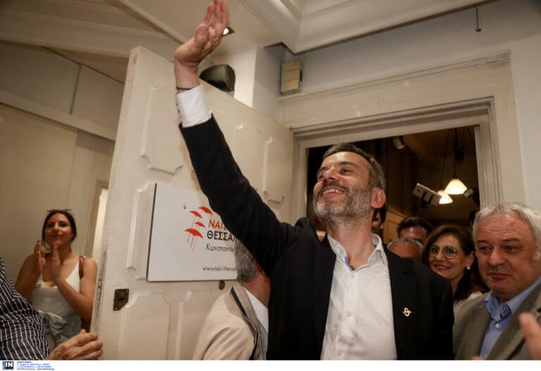 Αποτελέσματα Εκλογών – Θεσσαλονίκη: Έτσι σάρωσε ο Ζέρβας τον Ταχιάο!