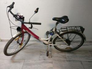 Θεσσαλονίκη: Με αυτό το ποδήλατο το ζευγάρι… μοίραζε κοκαΐνη!