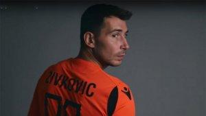 """ΠΑΟΚ – Ζίβκοβιτς: """"Ήρθα στη μεγαλύτερη ομάδα της Ελλάδας"""" – video"""