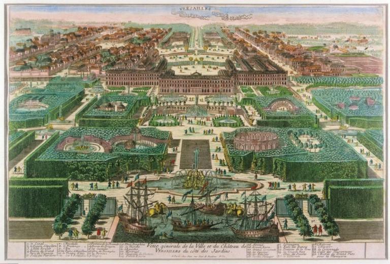 Βερσαλλίες: Ένα παλάτι τόσο ακριβό που έφερε την επανάσταση