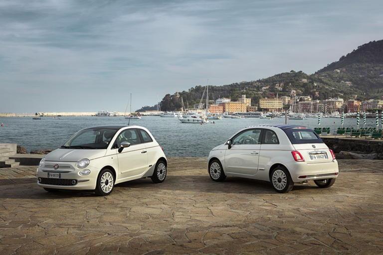 FIAT 500 Dolcevita για τα 62α γενέθλια του εμβληματικού «500»