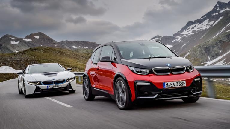 Η BMW δεν σκοπεύει να αντικαταστήσει τις i3 και i8
