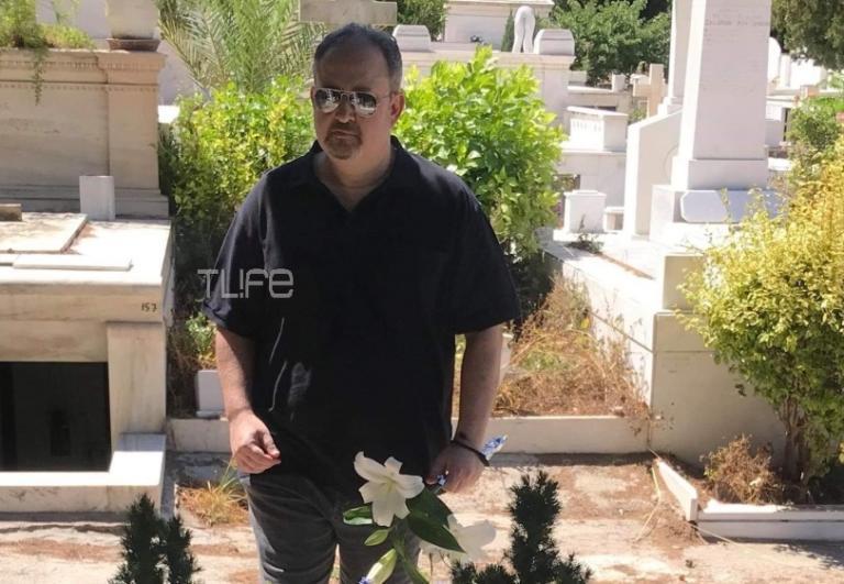 Γιάννης Παπαμιχαήλ: Έκανε μνημόσυνο στην Αλίκη Βουγιουκλάκη για τα 23 χρόνια από τον θάνατό της!