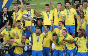 "Copa America: Το ""σήκωσε"" η Βραζιλία! Πρωταθλήτρια στο ""σπίτι"" της – video"