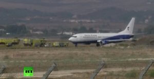 Aναγκαστική προσγείωση στο αεροδρόμιο Μπεν Γκουριόν του Ισραήλ!