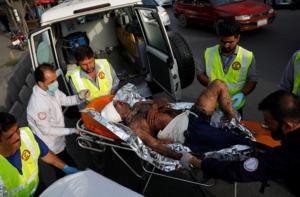 Αφγανιστάν: Στόχος τρομοκρατικής επίθεσης ο υποψήφιος αντιπρόεδρος – Νεκροί και τραυματίες!