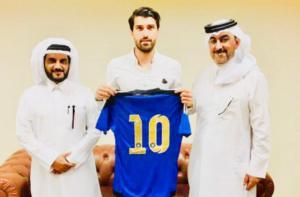 Συνεχίζει στο Κατάρ ο Καρίμ Ανσαριφάρντ! pics