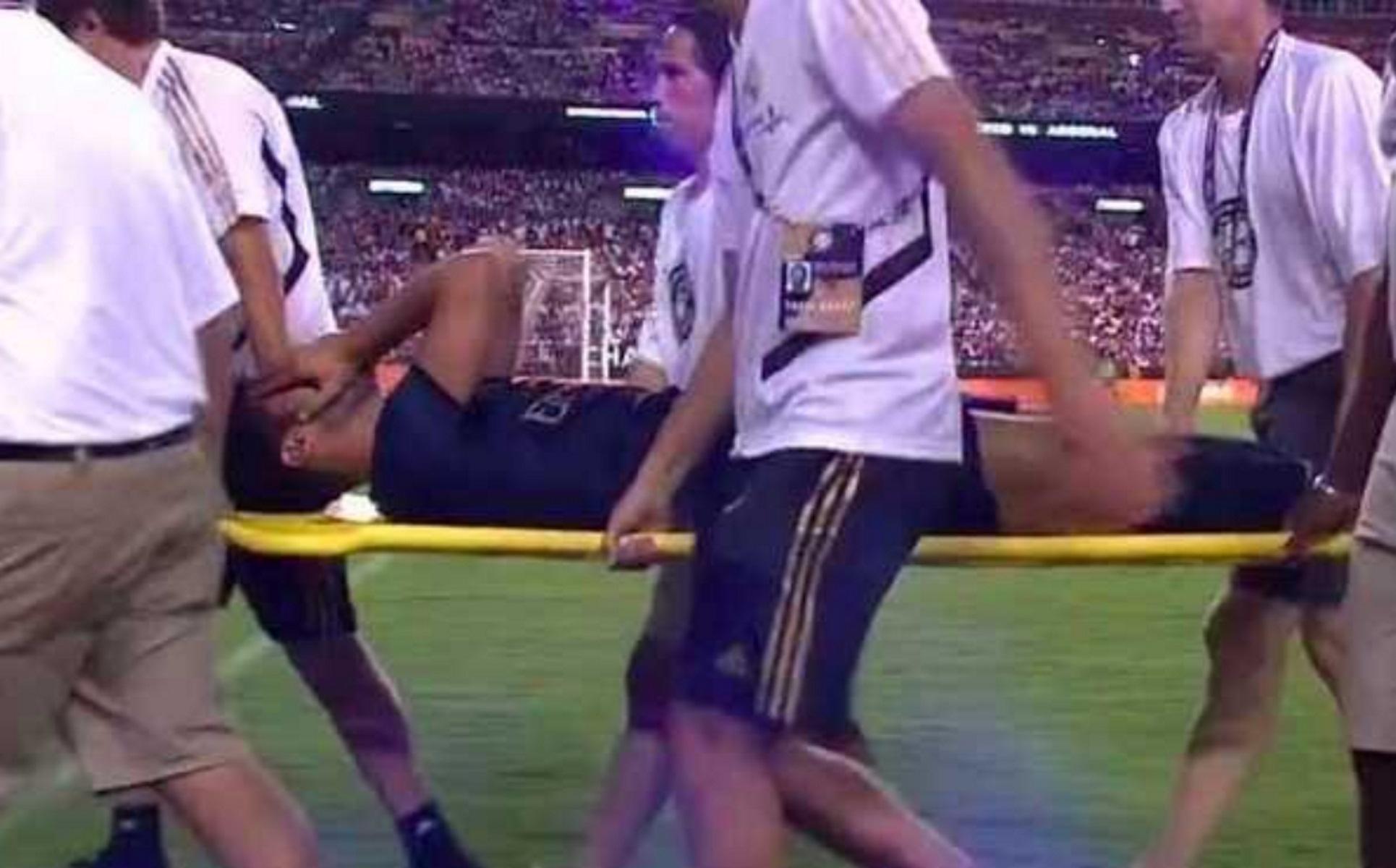 Ρεάλ – Άρσεναλ: Σοβαρός τραυματισμός για Ασένσιο! Φόβοι για ρήξη χιαστού – video