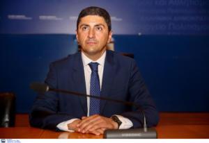 """Αυγενάκης: """"Επιλογή μου το υφυπουργείο Αθλητισμού"""" – Η… συγγνώμη του Βασιλειάδη!"""