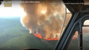 Στις φλόγες Αλάσκα, Σιβηρία και Γροιλανδία – Τεράστια οικολογική καταστροφή!