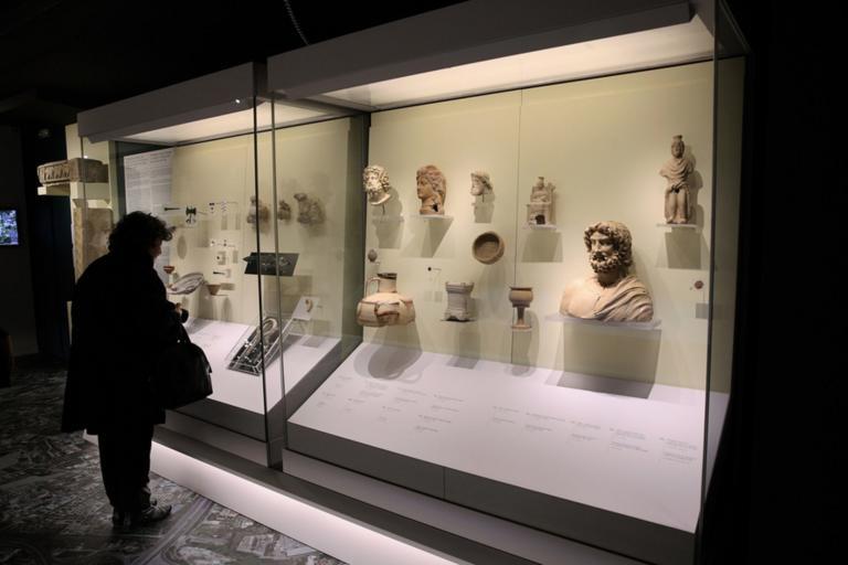Χανιά: Ανακαλύφθηκαν αρχαία γλυπτά της Αρτέμιδας και του Απόλλωνα!