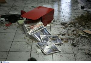 Νέα Δημοκρατία για επίθεση στην Athens Voice: Κάτι δεν έχουν καταλάβει καλά οι Ρουβίκωνες…