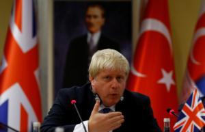 Τουρκία: Υπερηφάνεια για τον «απόγονο των Οθωμανών» Μπόρις Τζόνσον!