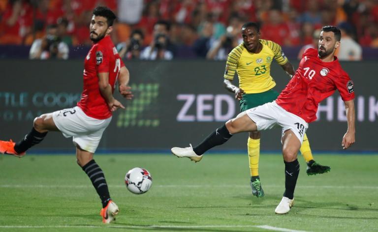 «Βόμβα» στο Copa Africa! Η Νότια Αφρική απέκλεισε την Αίγυπτο – video