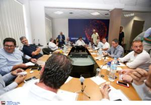 """ΕΣΑΚΕ: Οι προσκλήσεις και το ενδεχόμενο… wild card! """"Αποκλείεται"""" ο Ολυμπιακός"""