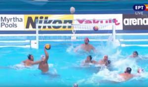 Εθνική πόλο: Στην 8άδα του Παγκοσμίου πρωταθλήματος η Ελλάδα!