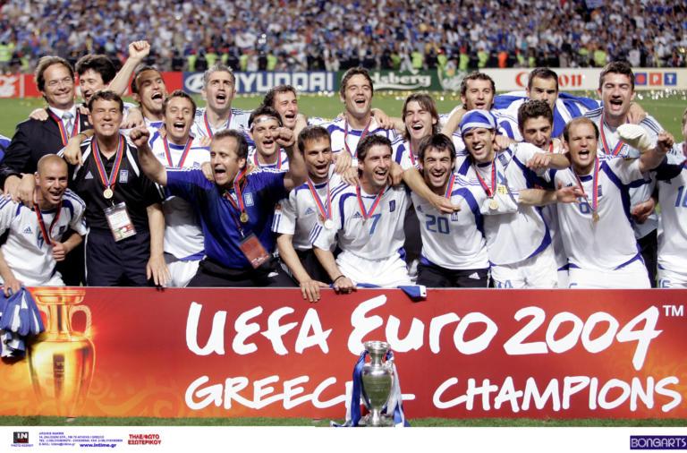 15 χρόνια από το «θαύμα» του Euro 2004! Όταν η εθνική Ελλάδας μας έστελνε στον «ψυχίατρο»